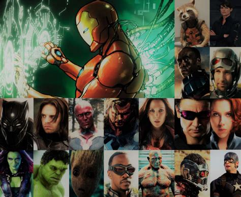 the road to marvel s infinity war the of the marvel cinematic universe vol 2 iron will die in infinity war and here is