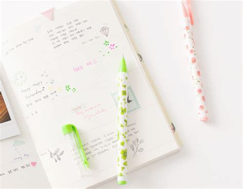 I Am So Pretty White Notebook photography pretty kawaii white green asian pink