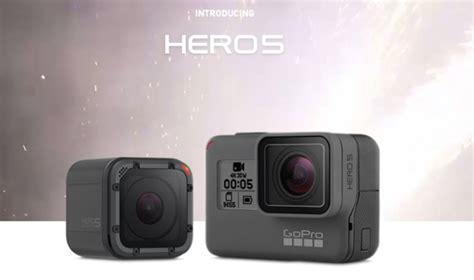 Resmi Gopro 3 kamera baru gopro 5 resmi meluncur ada versi murahnya lho tekno 187 harian jogja