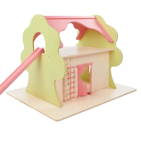 doll supplies wooden dollhouse treehouse doll accessories doll