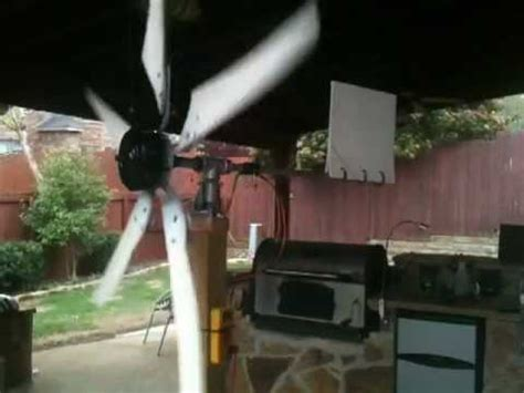 make windmill ceiling fan ceiling fan wind turbine generator alternator free energy