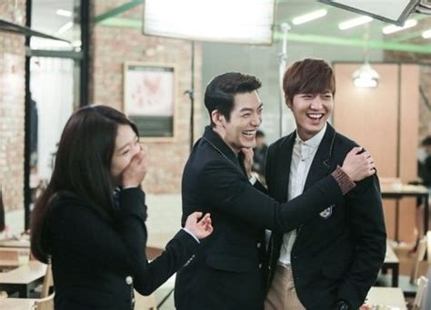 film korea pemeran utama lee min ho review sinopsis drama korea the heirs lu kecil