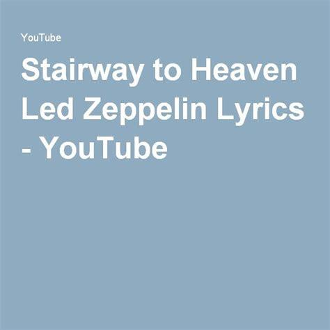 stairwells lyrics best 25 stairway to heaven lyrics ideas on