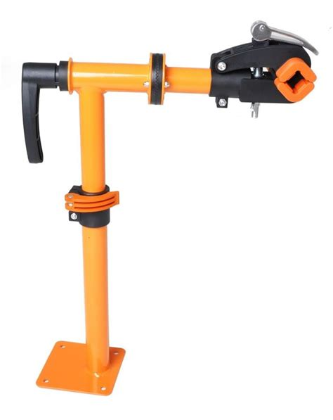 bicycle work bench the conquer bench mounted bike repair stand is an