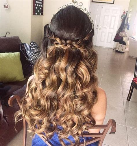 pic of 15 hair sweet 16 hairstyles for long hair hairstyles