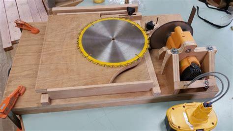circular  blade sharpening jig  dynamike