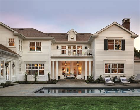 Arts And Crafts Floor Plans by New England Style Home Architecture New England Style Home