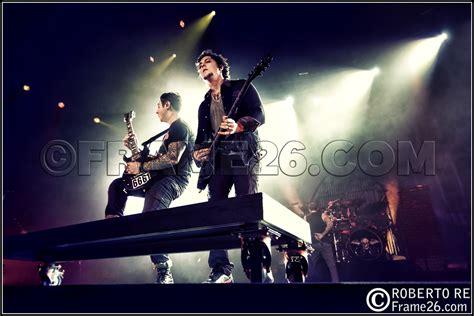 Avenged Sevenfold 23 foto concerto degli avenged sevenfold al palaverde di