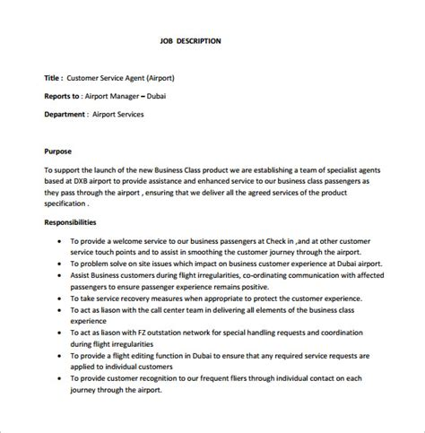 Customer Service Supervisor Resume Sle by Manager Customer Service Description 28 Images