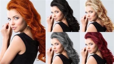 change hair color online photo editor топ 10 причесок под шапку зима 2017