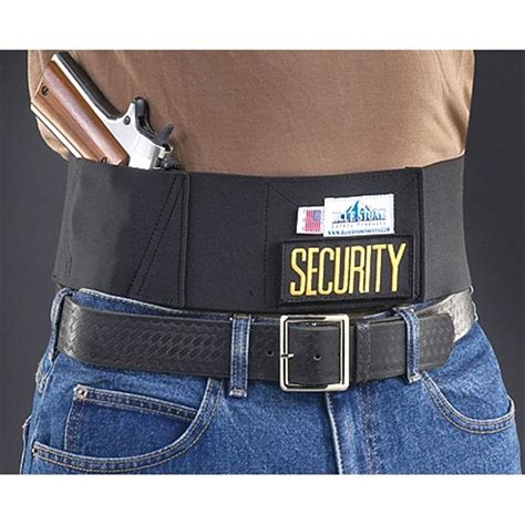 belly bands blue belly band 207017 holsters at sportsman s guide