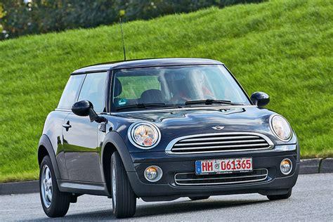 Mini Auto Gebrauchtwagen by Gebrauchtwagen Test Mini One Bilder Autobild De