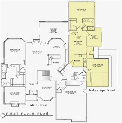 in law suite floor plans best 20 in law suite ideas on pinterest shed house