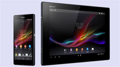 Tablet Sony Z Ultra sony xperia z ultra teased in new picture