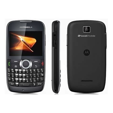 Unlimited Cell Phone Lookup Boost Unlimited Motorola Theory Wx430 Cdma Cell Phone Other
