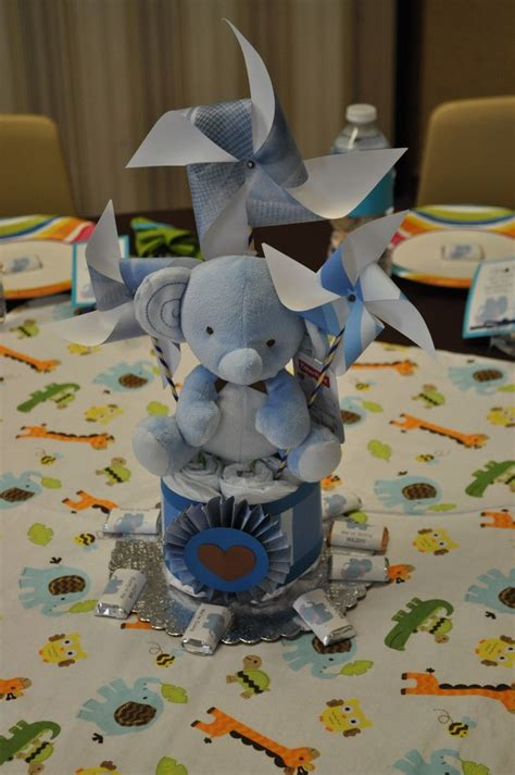 elephant centerpieces for baby shower elephant centerpiece baby elephant