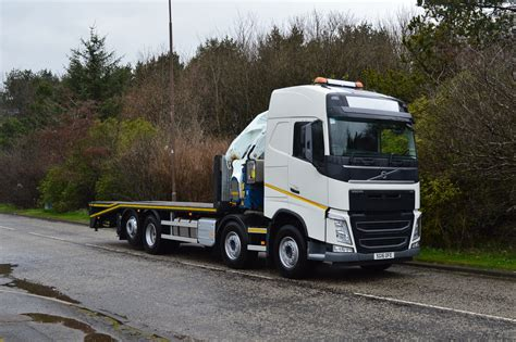 volvo fh 460 32 tonne volvo fh 460 with cormach crane truck for sale
