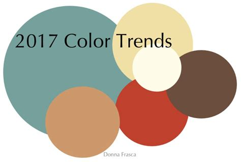 interior design color trends 2017 prediction interior color trends 2017