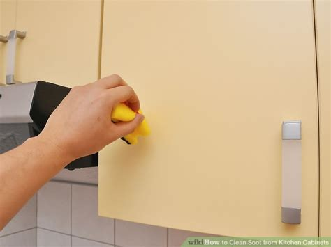 how to clean soot from kitchen cabinets 15 steps with how to clean soot from kitchen cabinets 15 steps with