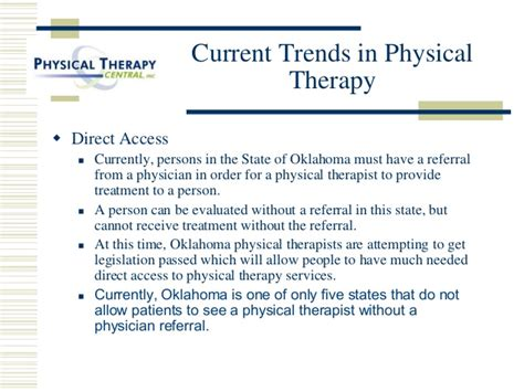 a career in physical therapy ou hes 2010