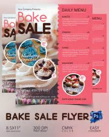 free bake sale flyer templates template for a flyer