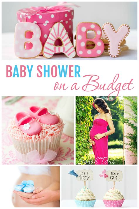 Cost Of A Baby Shower by Baby Shower On A Budget Titus