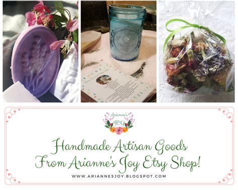Handmade Artisan - arianne s joys handmade artisan goods from arianne s