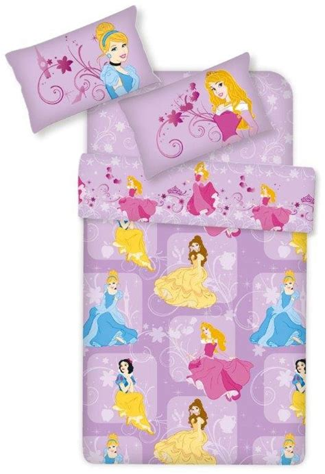 letti principesse principesse disney royal completo lenzuola letto singolo