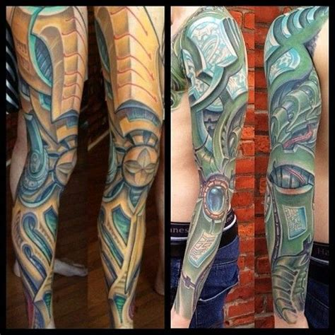 bio organic tattoo artist adamfrance is a tattoo artist