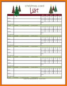 card list template 8 card list itinerary template sle