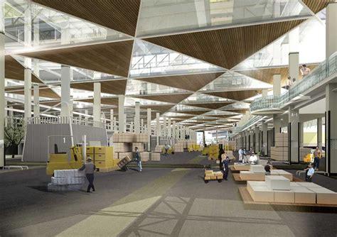 architecture of markets garak market redevelopment korea building seoul e