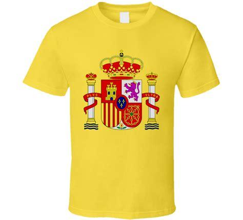T Shirt Spain 1 spain national football team logo t shirt