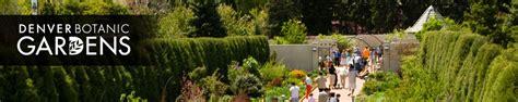 Denver Botanic Gardens Where Free Days Blossom Botanic Garden Free Day