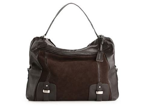 Bcbg Max Azria Leather Hobo by Bcbg Max Azria Suede And Leather Hobo Dsw