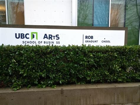 Ubc Mba 2018 by Arts Students Kick E Week Up A Notch Join Engineers In