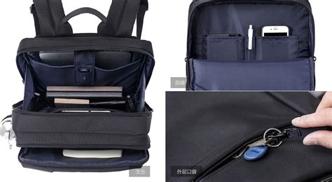 Xiaomi Tas Laptop Ransel Minimalis xiaomi millet tas ransel laptop classic business travel