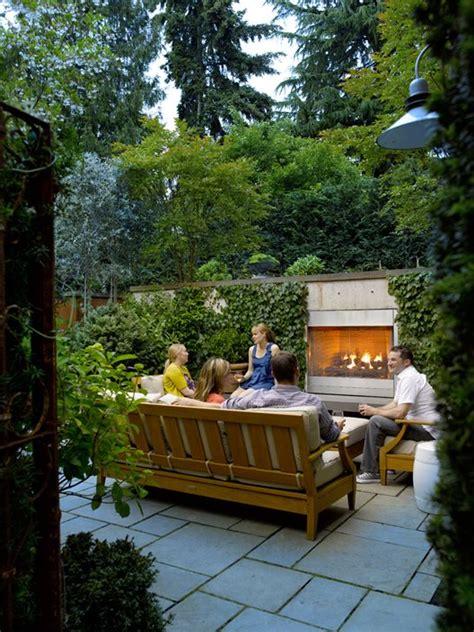 terraced garden sanctuary garden design