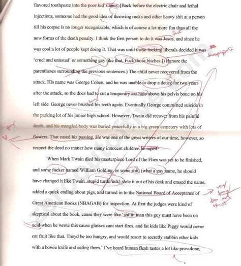 Lord Of The Flies Essay by Lord Of The Flies Redux Zero Out Of Five