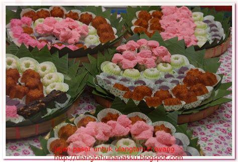started   birthday jajan pasar  eyang