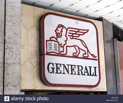 generali spa generali stockfotos generali bilder alamy