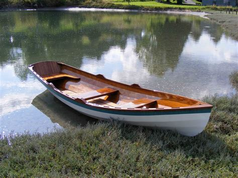 small boat you row the wineglass wherry row boat kit letters photos from