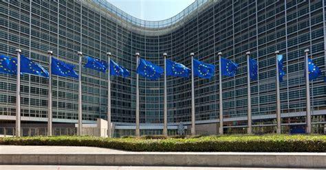 Sede Della Commissione Europea banche via libera ue allo scudo da 150 miliardi il sole