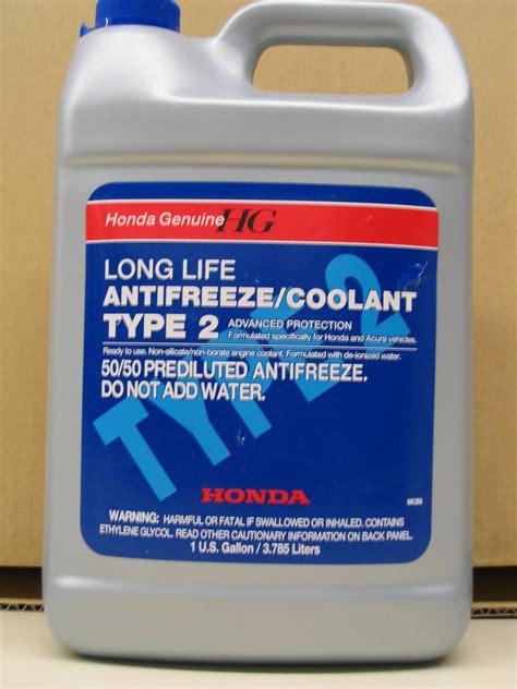antifreeze coolant type 2 ol999 9011 14 08