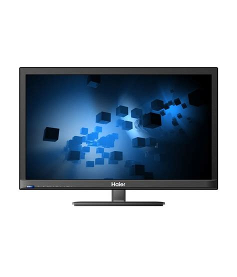 Tv Led Haier 24 Inch buy haier le24b600 61 cm 24 hd ready led television