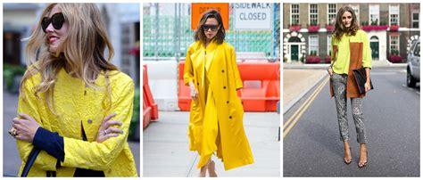 Trend Alert Winter Yellow by Trend Alert Statement Yellow So Sue Me