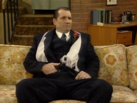 al bundy on the couch episode the godfather married with children wiki