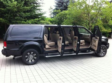 6 Door Excursion For Sale by Sell Used 2004 Ford Excursion 4x4 6 Door In Portland