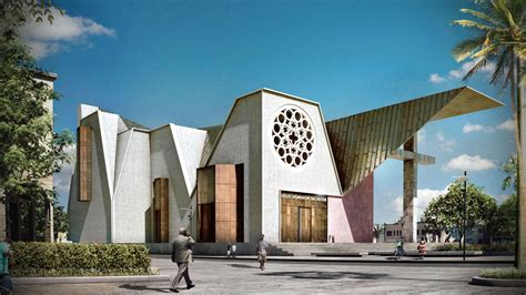 www architecture the haiti cathedral urban office architecture arch2o com
