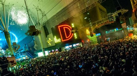 new year vegas 2016 new years 2016 in downtown las vegas the d social