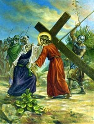imagenes de la virgen maria en el viacrucis blog catolico jesus te sana forma breve de hacer el via